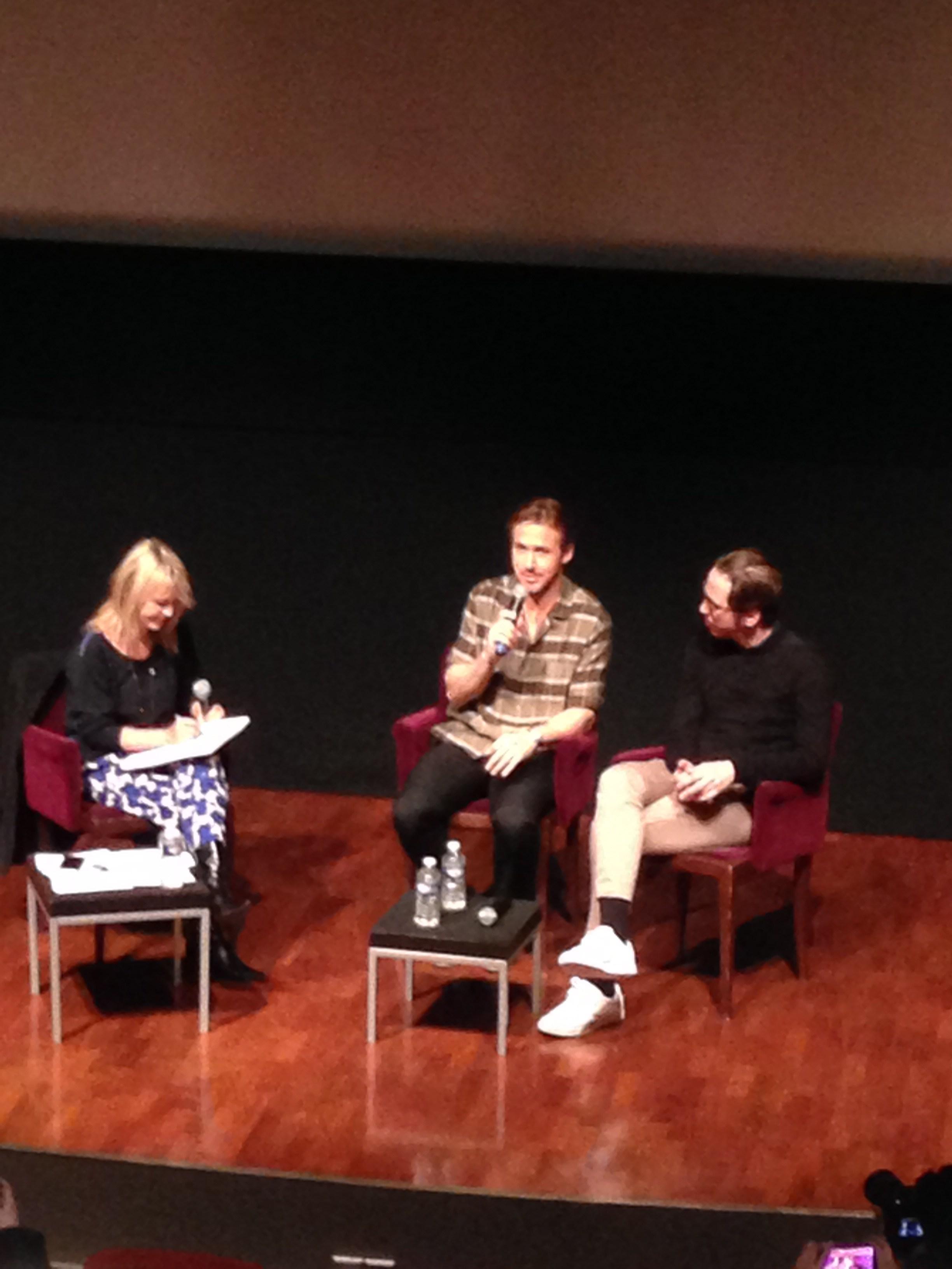 LOST RIVER : rencontre avec Ryan Gosling et Reda Kateb