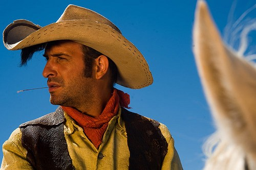 Lucky Luke revient sous les traits de Jean Dujardin