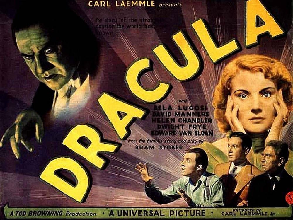 [LUMIÈRE 2016] DRACULA (1931)