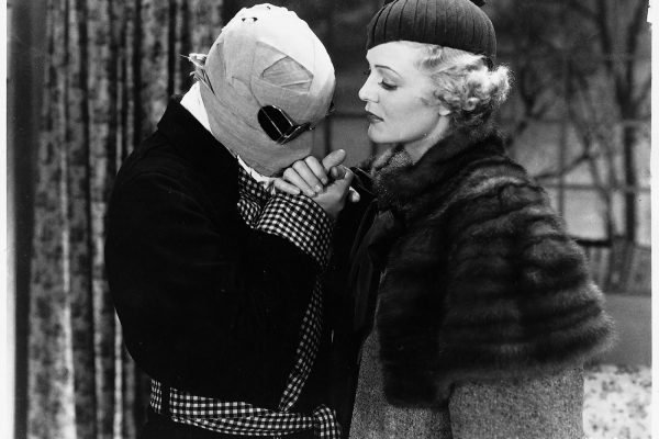 [LIGHT 2016] The INVISIBLE MAN (1933)