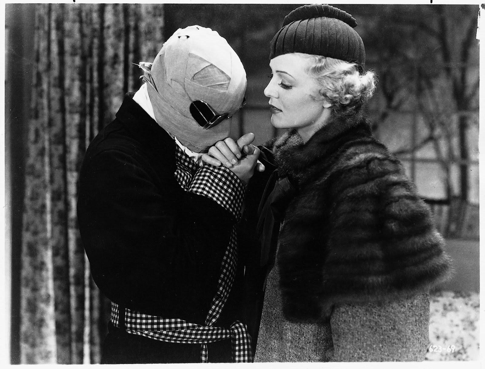 [LUMIÈRE 2016] L'HOMME INVISIBLE (1933)