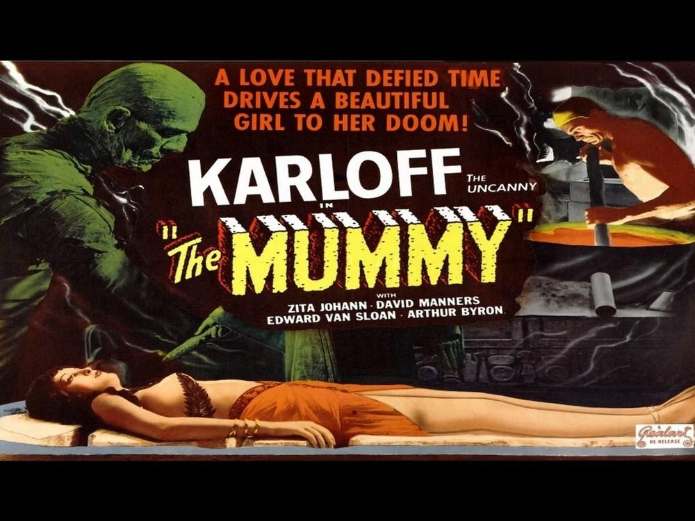 [LUMIÈRE 2016] LA MOMIE (1932)