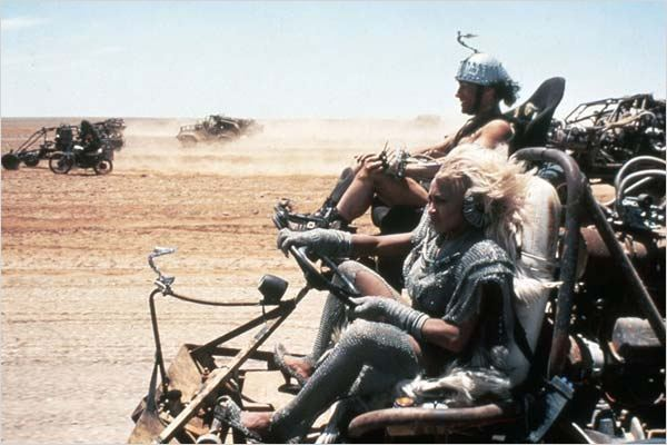 MAD MAX 3 (1985) : the most fun and grand public