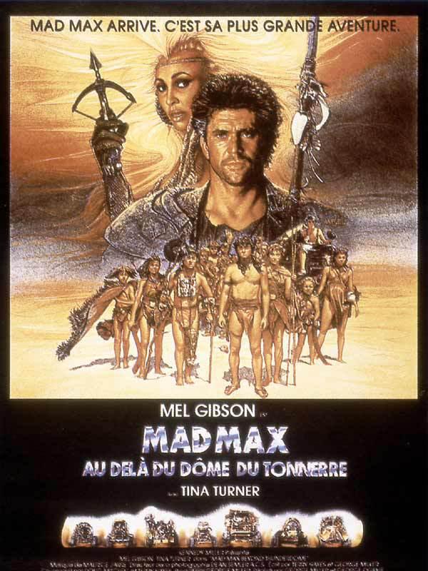MAD MAX 3 (1985) : plus fun et grand public