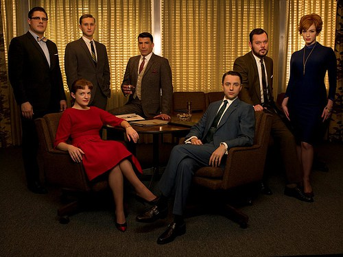 Mad Men : The series arrives in France !