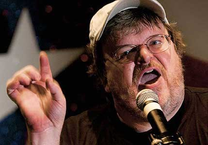 Michael Moore has a title for his next film
