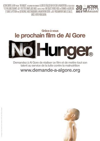 No Hunger, the movie which needs you to be