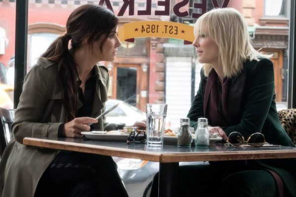 Ocean's 8, women at the top who do not save the vessel – Critical