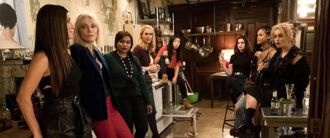 Ocean's 8, des femmes au top qui ne sauvent pas le navire – Critique