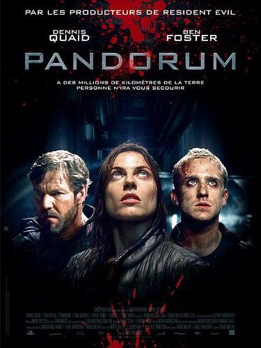 Pandorum : trailer (VOSTFR)