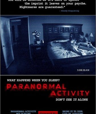 Paranormal Activity : Bande-Annonce (VO/HD)