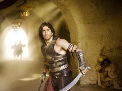 Prince Of Persia – The Sands Of Time : the First official photo