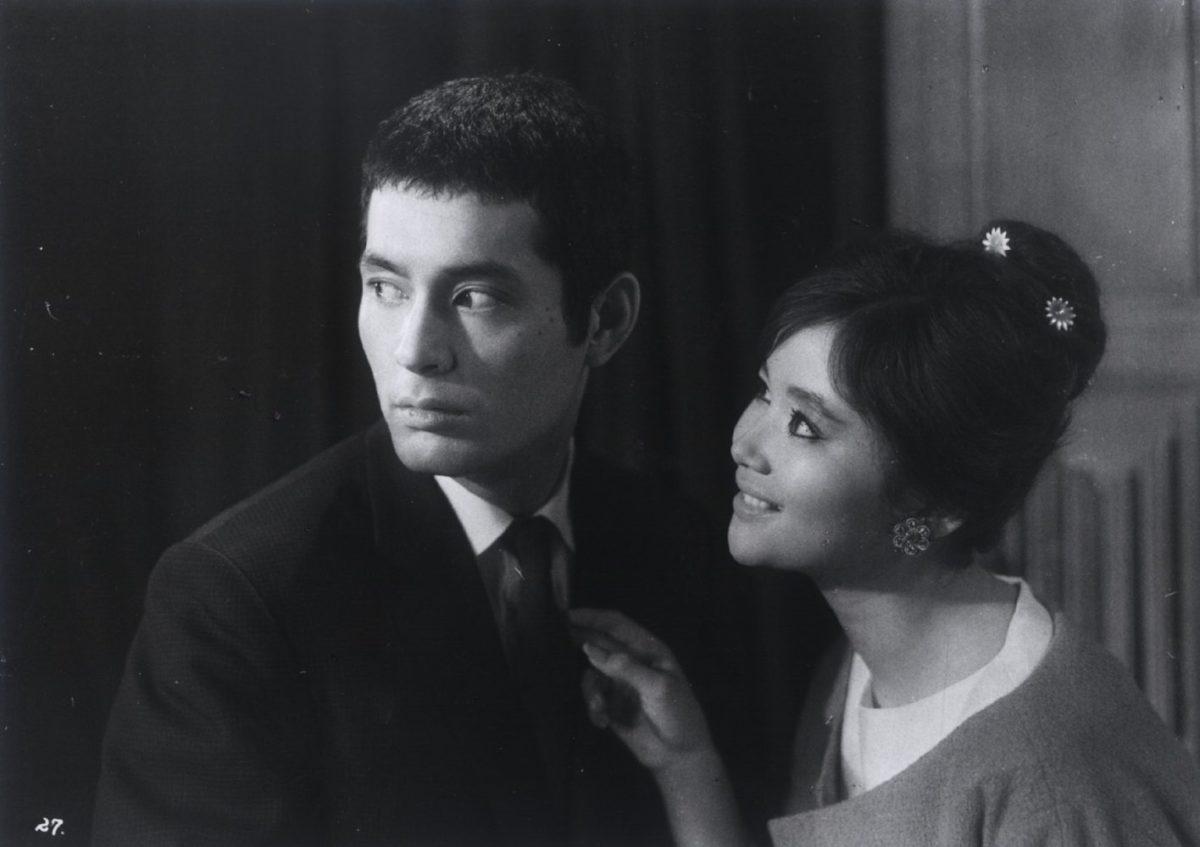 [RESSORTIE] QUAND UNE FEMME MONTE L'ESCALIER (1960)