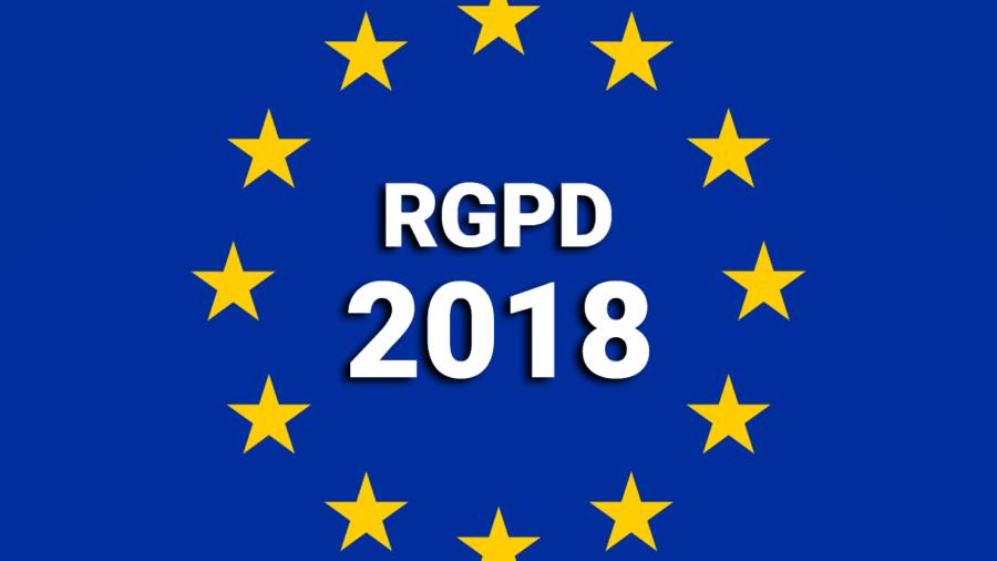 RGPD et vos données personnelles