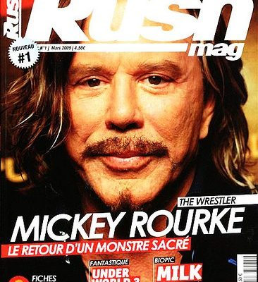 Rush Mag #1-March 2009