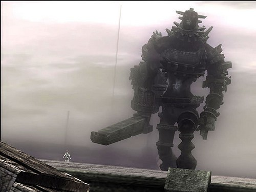 Shadow Of The Colossus focused on the big screen