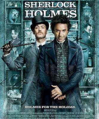 Sherlock Holmes : Bande-Annonce / Trailer (VOSTFR/HD)