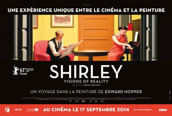 SHIRLEY : A JOURNEY IN THE PAINTING Of EDWARD HOPPER – Interview with the filmmaker