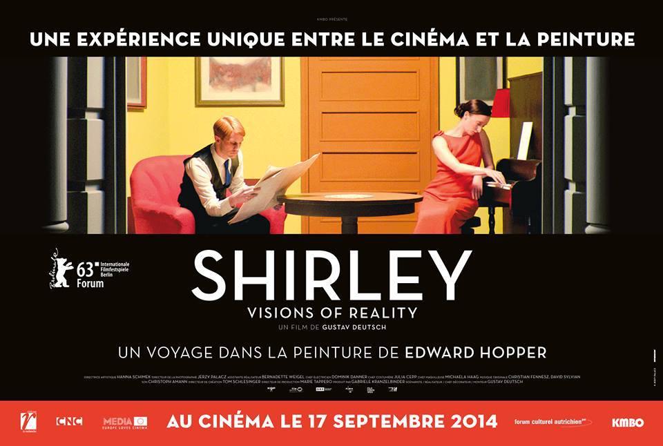 SHIRLEY : UN VOYAGE DANS LA PEINTURE D'EDWARD HOPPER – Interview du réalisateur