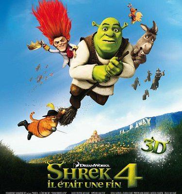 Shrek 4 – It Was An End : Making-Of (VF/HD)