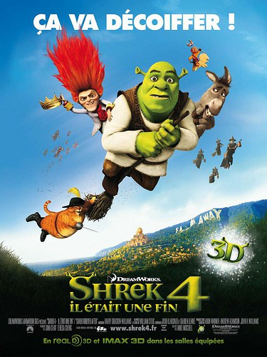 Shrek 4 – Il Etait Une Fin : Making-Of (VF/HD)
