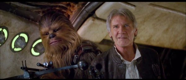 STAR WARS VII : stop with the fan service !