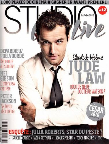Studio Ciné Live #12 / Février 2010