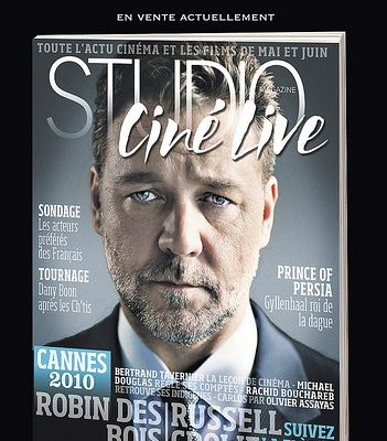 Studio Ciné Live #16 / June 2010