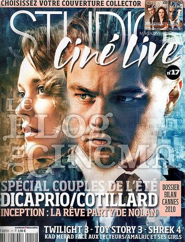 Studio Ciné Live #17 / July 2010