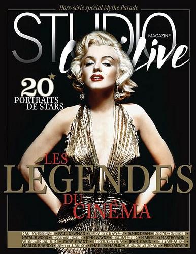 Studio Ciné Live Hors-série N°3 : the legends of The cinema