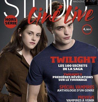 Studio Cine Live – Hors série Twilight
