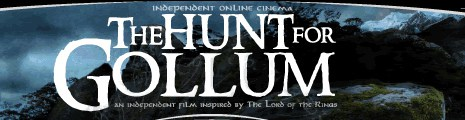 The Hunt For Gollum : A film by fans for fans of Tolkien