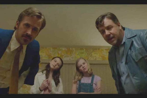 """ THE NICE GUYS "" : Shane Black Like A Diamond"