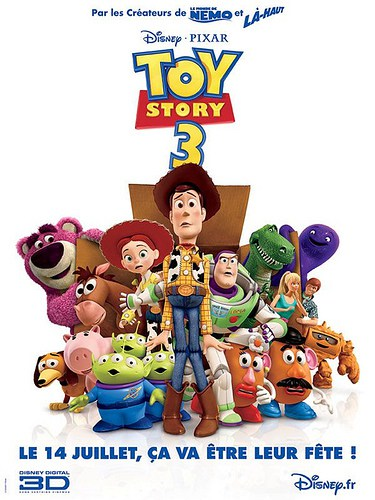 Toy Story 3 : Bande-Annonce / Trailer 2 (VF/HD)