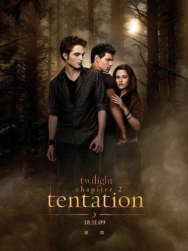 Twilight – Chapter 2 : Temptation : trailer (VOSTFR/HD)