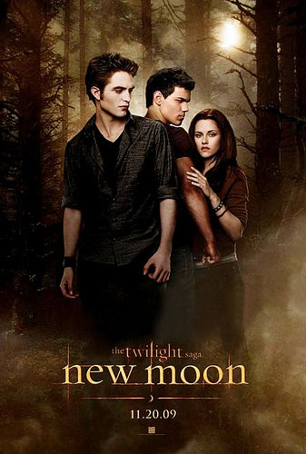 Twilight – Chapitre 2 : Tentation : First trailer