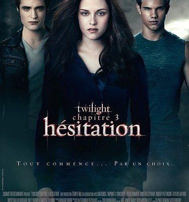 Twilight – Chapitre 3 : Hesitation-Bande-Annonce / Trailer 2 (VOSTFR/HD)