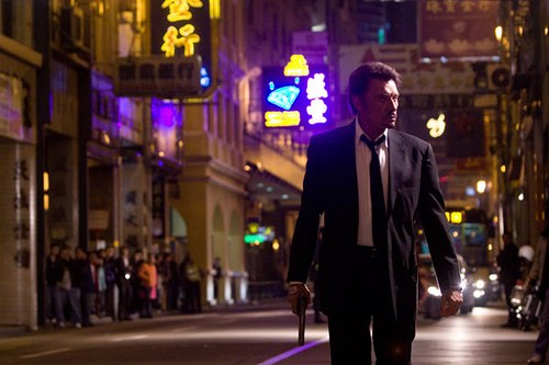 Revenge of Johnnie To : exclusive Video of shooting