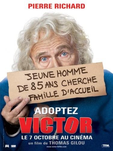Victor ou le retour attendu de Pierre Richard