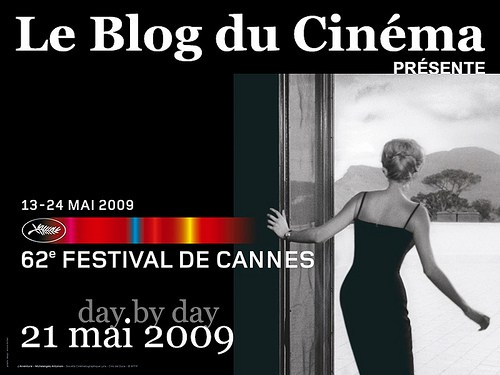 [video] 62nd Cannes film Festival – Day by Day – may 21, 2009
