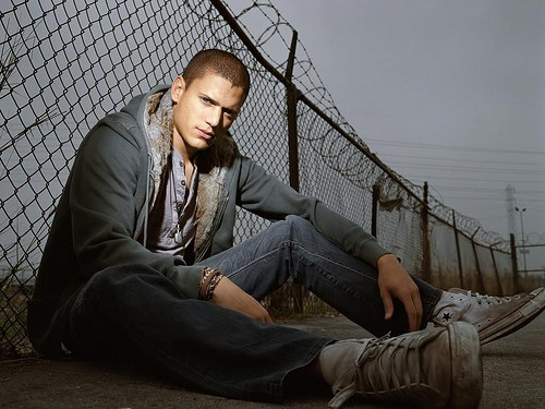 Wentworth Miller (Prison Break) to the cinema ?